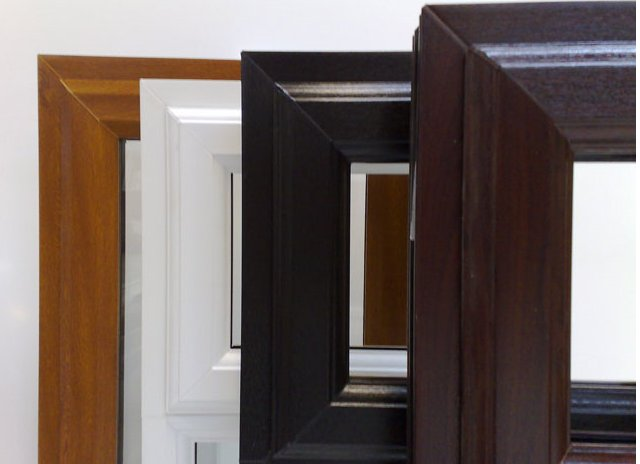 Colour options for our windows doors conservatories for Door and window colour